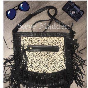 Steve Madden Fringe Bag